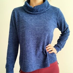 Anthro. W5 Turtle Neck Long Sleeved Top